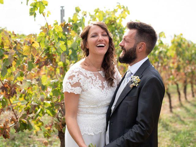 Il matrimonio di Marcello e Marcella a Sommo, Pavia 63