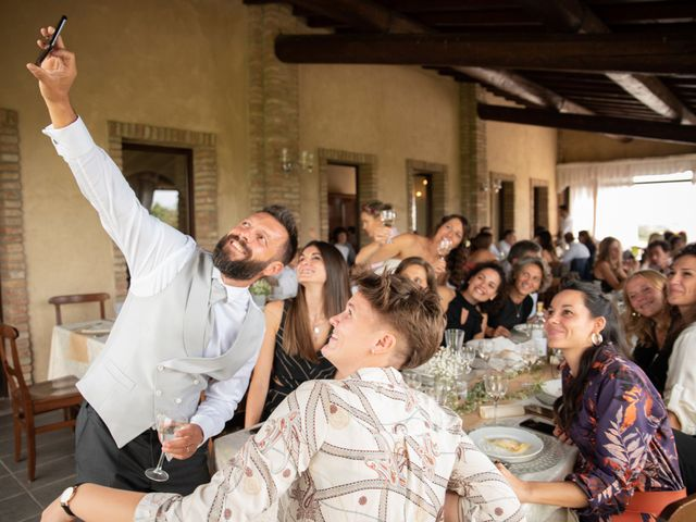 Il matrimonio di Marcello e Marcella a Sommo, Pavia 70