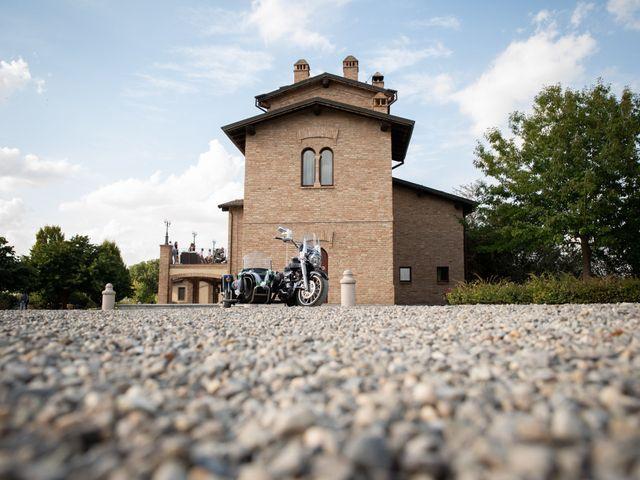 Il matrimonio di Marcello e Marcella a Sommo, Pavia 74