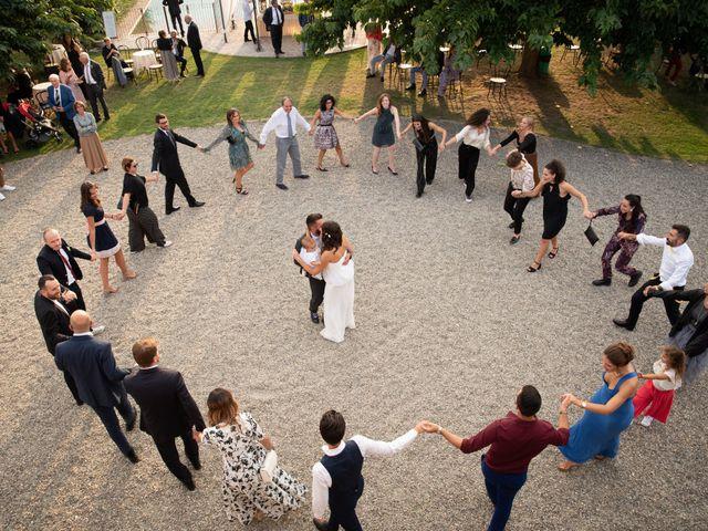 Il matrimonio di Marcello e Marcella a Sommo, Pavia 76