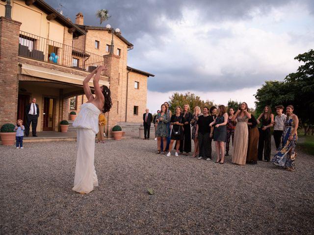 Il matrimonio di Marcello e Marcella a Sommo, Pavia 85