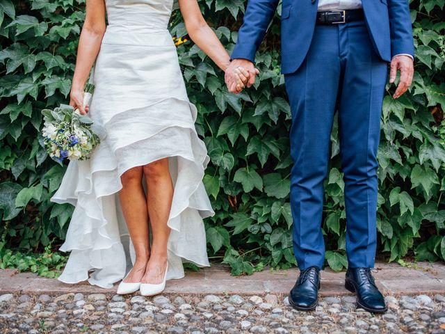 Le nozze di Francesca e Ernest