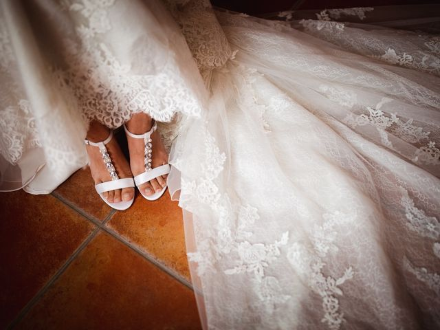 Il matrimonio di Giuseppe e Erika a Mortara, Pavia 35