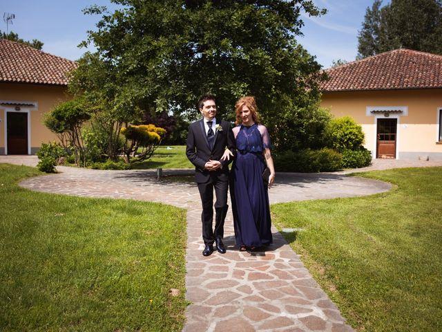 Il matrimonio di Giuseppe e Erika a Mortara, Pavia 44