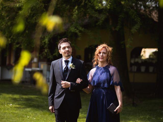 Il matrimonio di Giuseppe e Erika a Mortara, Pavia 45