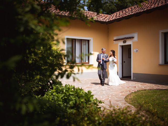 Il matrimonio di Giuseppe e Erika a Mortara, Pavia 47