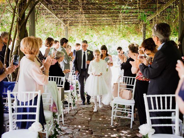 Il matrimonio di Giuseppe e Erika a Mortara, Pavia 51