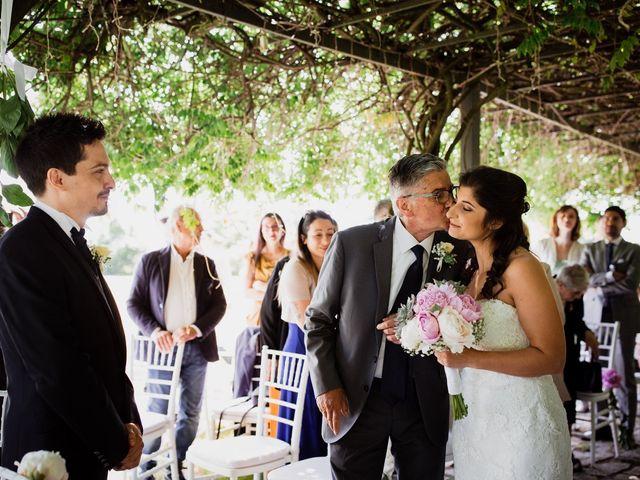 Il matrimonio di Giuseppe e Erika a Mortara, Pavia 52