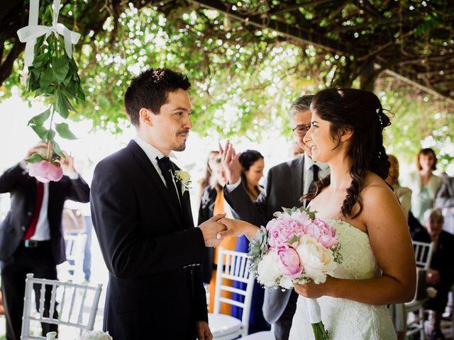 Il matrimonio di Giuseppe e Erika a Mortara, Pavia 53