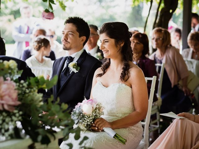 Il matrimonio di Giuseppe e Erika a Mortara, Pavia 54