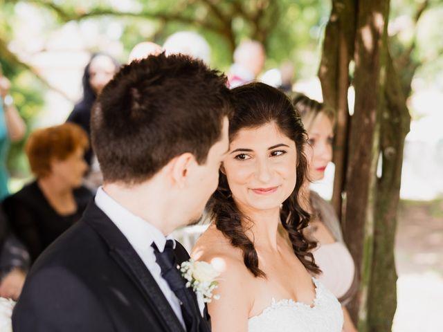 Il matrimonio di Giuseppe e Erika a Mortara, Pavia 57