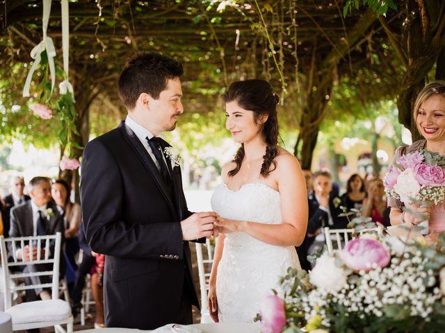 Il matrimonio di Giuseppe e Erika a Mortara, Pavia 59