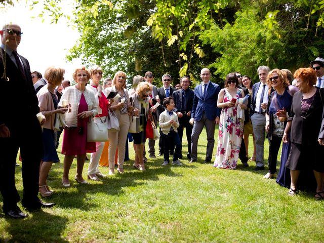 Il matrimonio di Giuseppe e Erika a Mortara, Pavia 67