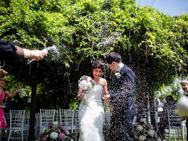 Il matrimonio di Giuseppe e Erika a Mortara, Pavia 68