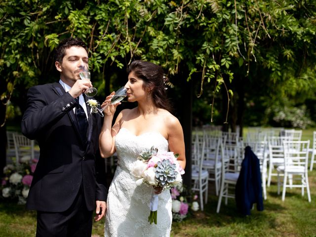 Il matrimonio di Giuseppe e Erika a Mortara, Pavia 71