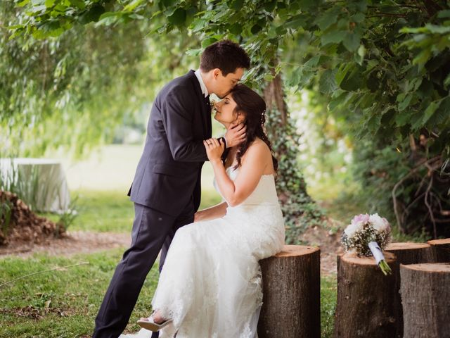 Il matrimonio di Giuseppe e Erika a Mortara, Pavia 77