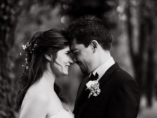 Le nozze di Erika e Giuseppe