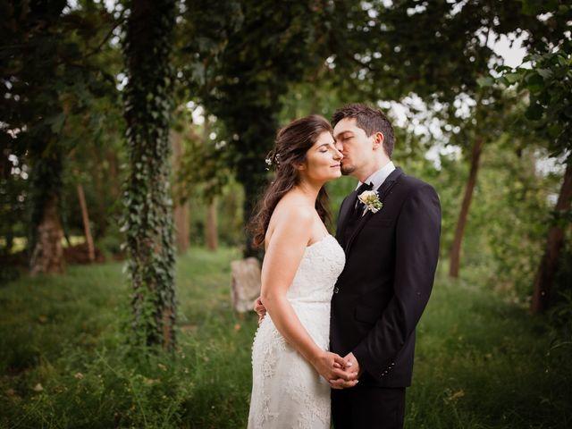 Il matrimonio di Giuseppe e Erika a Mortara, Pavia 79