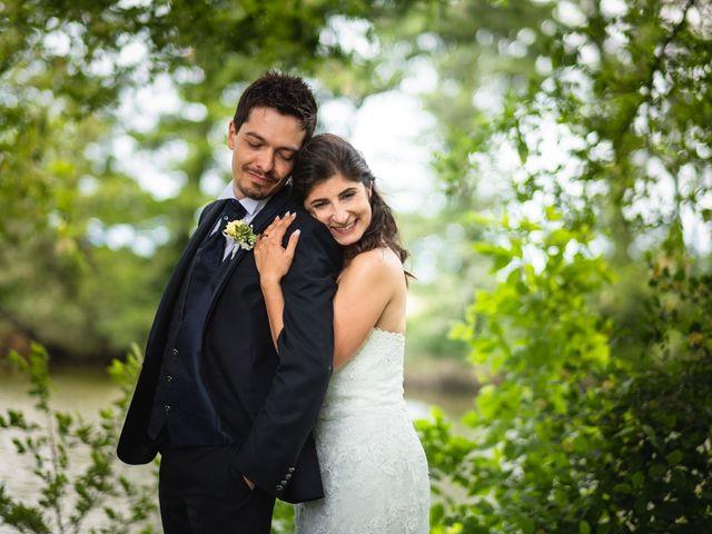 Il matrimonio di Giuseppe e Erika a Mortara, Pavia 80