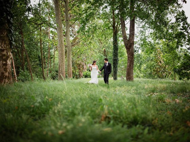 Il matrimonio di Giuseppe e Erika a Mortara, Pavia 82