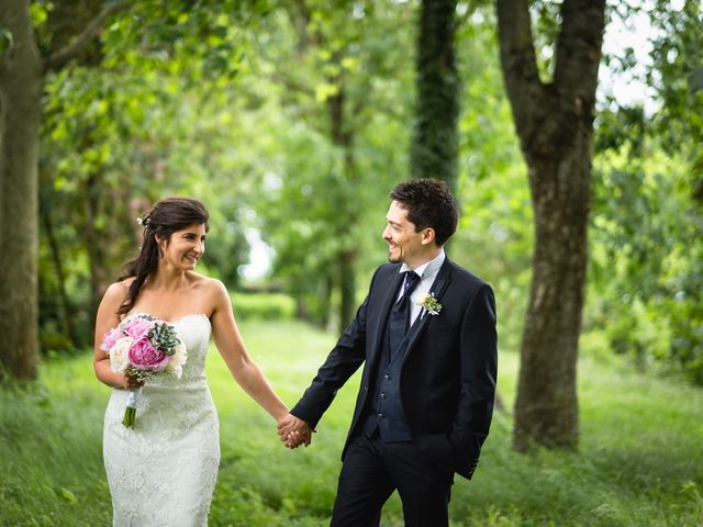 Il matrimonio di Giuseppe e Erika a Mortara, Pavia 83