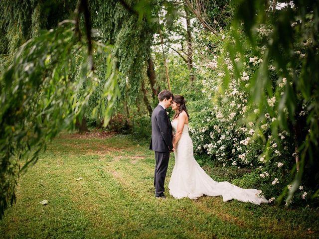 Il matrimonio di Giuseppe e Erika a Mortara, Pavia 1