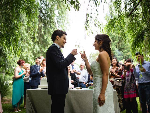 Il matrimonio di Giuseppe e Erika a Mortara, Pavia 91