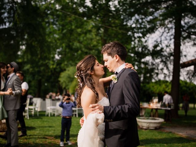 Il matrimonio di Giuseppe e Erika a Mortara, Pavia 95