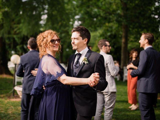 Il matrimonio di Giuseppe e Erika a Mortara, Pavia 99