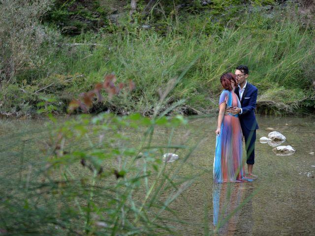 Il matrimonio di David e Valentina a Alba Adriatica, Teramo 1