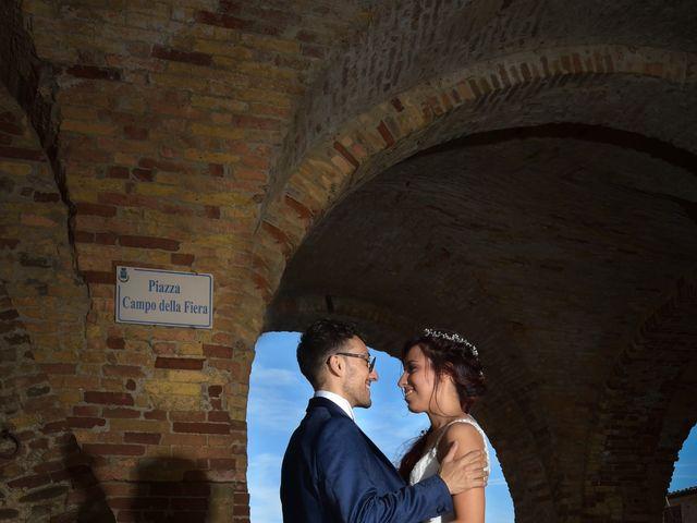 Il matrimonio di David e Valentina a Alba Adriatica, Teramo 11