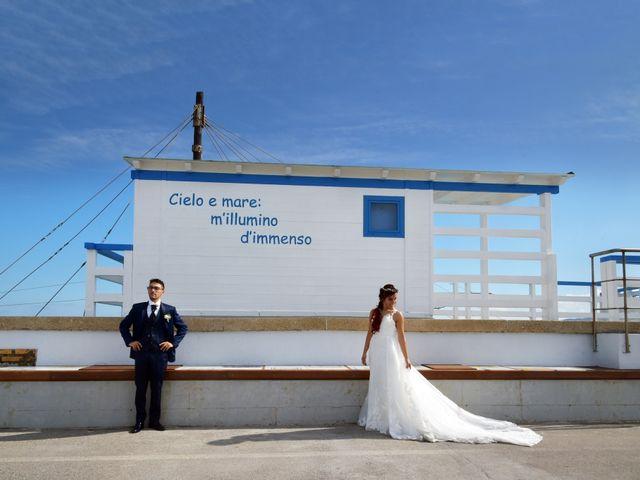 Il matrimonio di David e Valentina a Alba Adriatica, Teramo 16