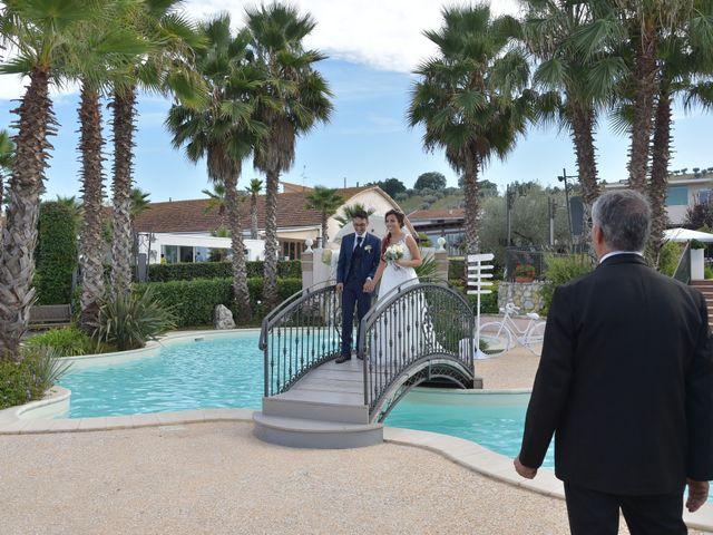 Il matrimonio di David e Valentina a Alba Adriatica, Teramo 17
