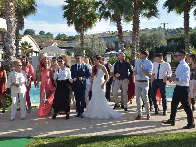 Il matrimonio di David e Valentina a Alba Adriatica, Teramo 18