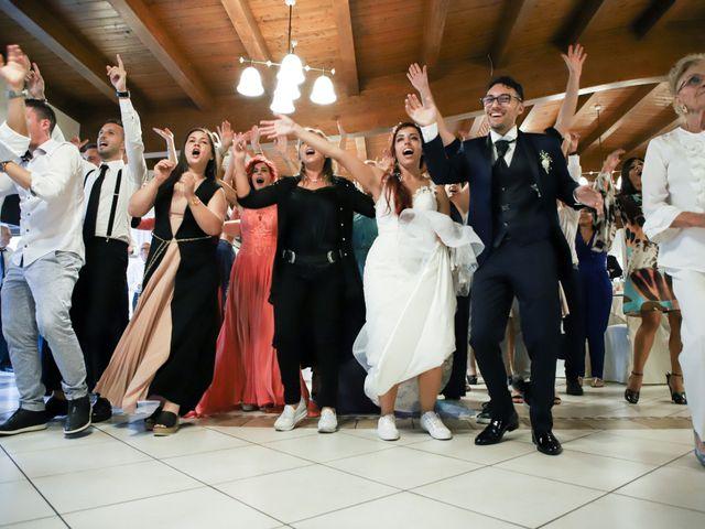 Il matrimonio di David e Valentina a Alba Adriatica, Teramo 21