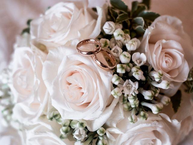Il matrimonio di Gianluca e Valentina a Canepina, Viterbo 5