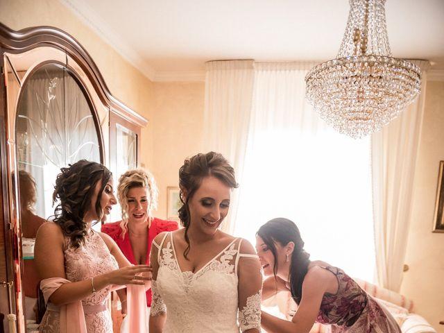 Il matrimonio di Gianluca e Valentina a Canepina, Viterbo 13