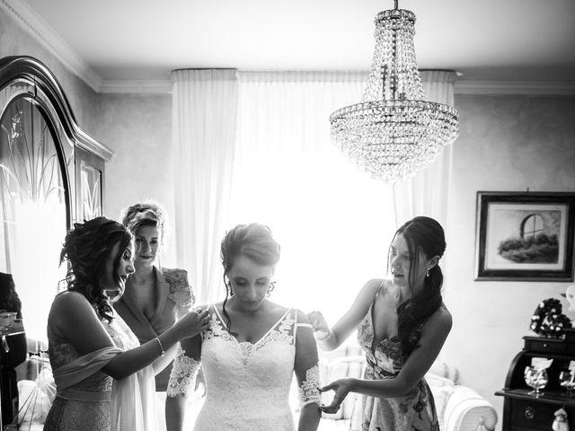 Il matrimonio di Gianluca e Valentina a Canepina, Viterbo 15