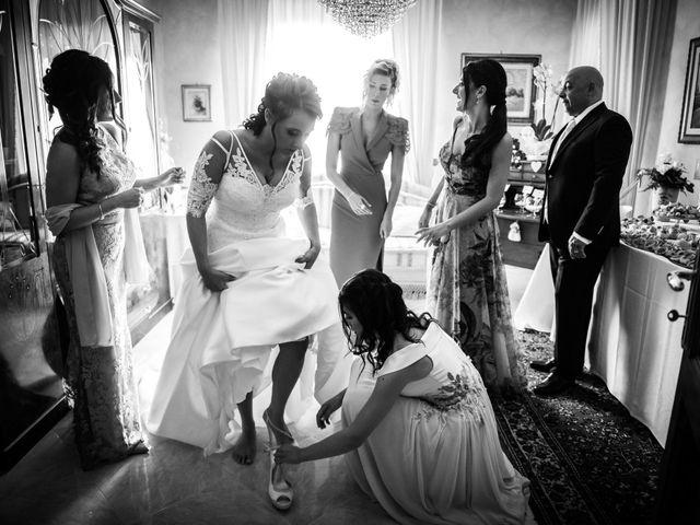 Il matrimonio di Gianluca e Valentina a Canepina, Viterbo 16