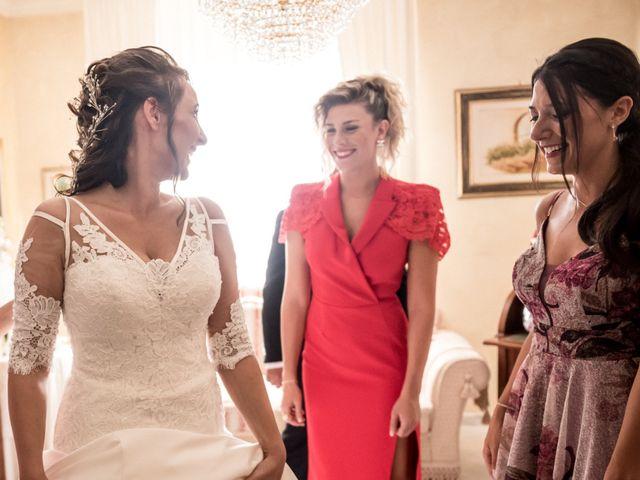 Il matrimonio di Gianluca e Valentina a Canepina, Viterbo 17