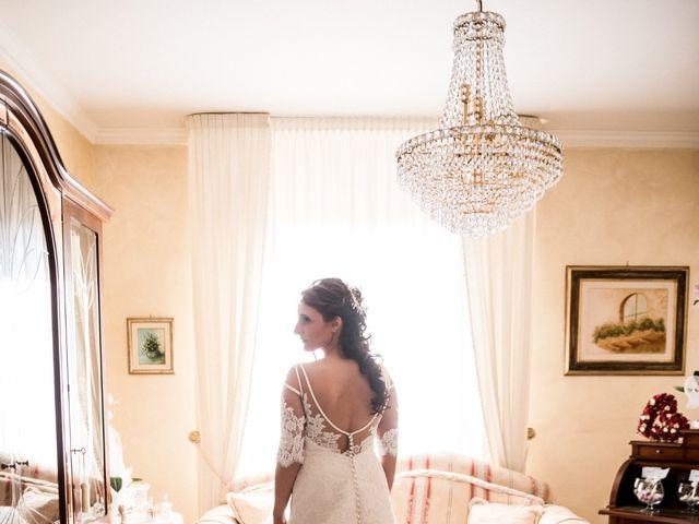 Il matrimonio di Gianluca e Valentina a Canepina, Viterbo 18