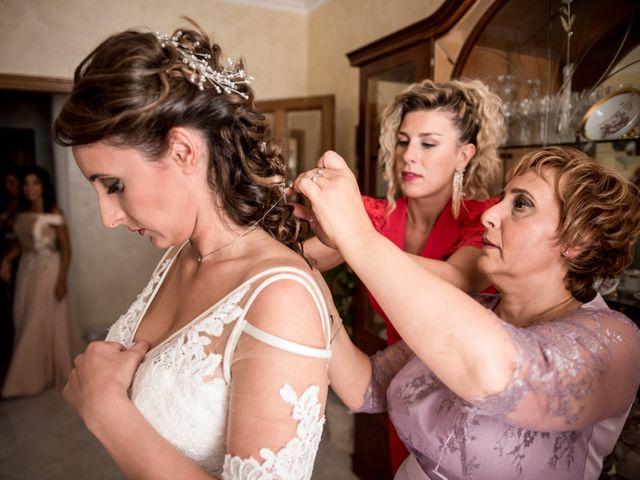 Il matrimonio di Gianluca e Valentina a Canepina, Viterbo 20