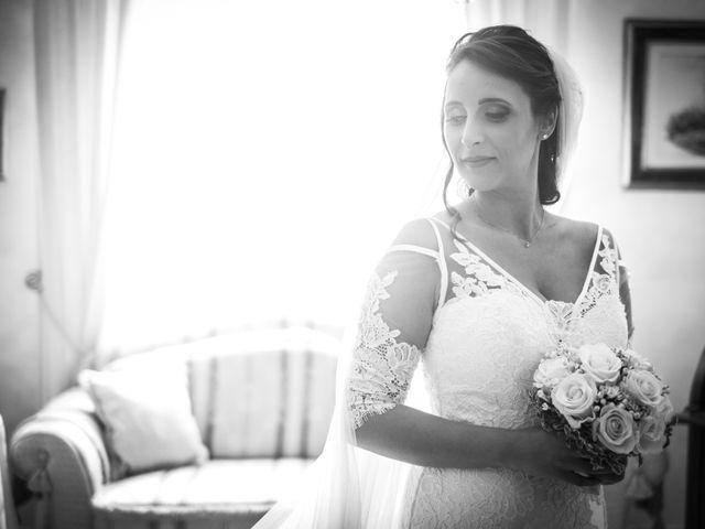 Il matrimonio di Gianluca e Valentina a Canepina, Viterbo 22