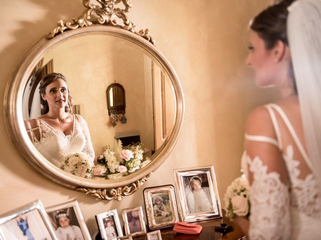 Il matrimonio di Gianluca e Valentina a Canepina, Viterbo 23