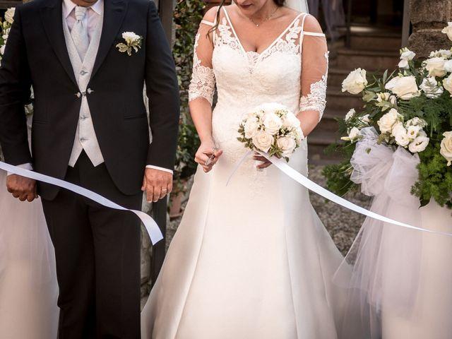 Il matrimonio di Gianluca e Valentina a Canepina, Viterbo 24