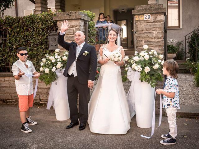 Il matrimonio di Gianluca e Valentina a Canepina, Viterbo 25