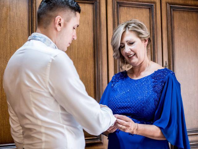 Il matrimonio di Gianluca e Valentina a Canepina, Viterbo 36