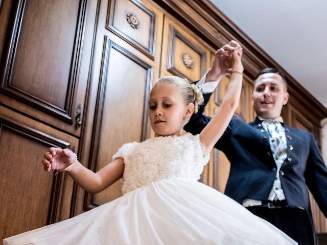 Il matrimonio di Gianluca e Valentina a Canepina, Viterbo 42