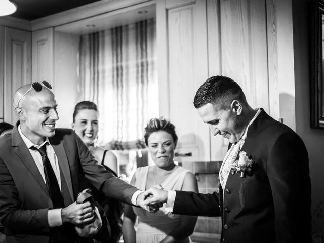 Il matrimonio di Gianluca e Valentina a Canepina, Viterbo 45
