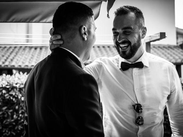 Il matrimonio di Gianluca e Valentina a Canepina, Viterbo 48